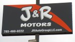 J&R Motors of Colby logo