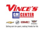 Vince's GM Center logo
