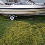 Very nice 86 Bayliner Capri