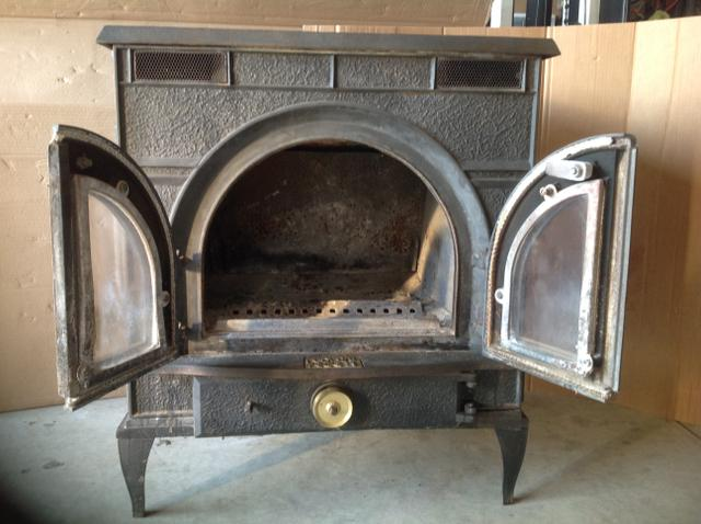 - Federal Airtight Wood Burning Stove - TCT Classifieds