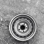2 rims Chevy 15-5-4.75