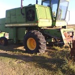 Parting out JD 6600