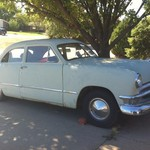 1950 Ford 2 Door Deluxe Sedan V8 3 Owner 74K mi ONLY $5,900