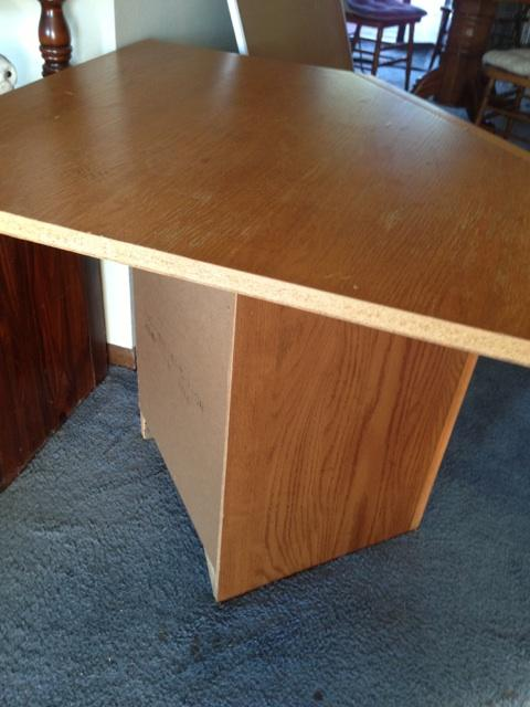 Corner table w 3 drawers only 85 nex tech classifieds for Table 85 address