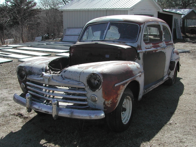1947 ford 2 door nex tech classifieds for 1947 ford 2 door