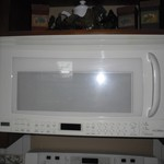 Kenmore Elite Over Range Microwave/ with exhust fan