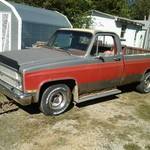 1981 chevy pickup