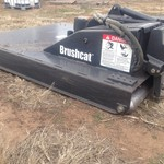 "72"" Brushcat mower for skidloader"