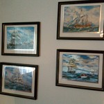 M Carroll Metallic Framed Prints