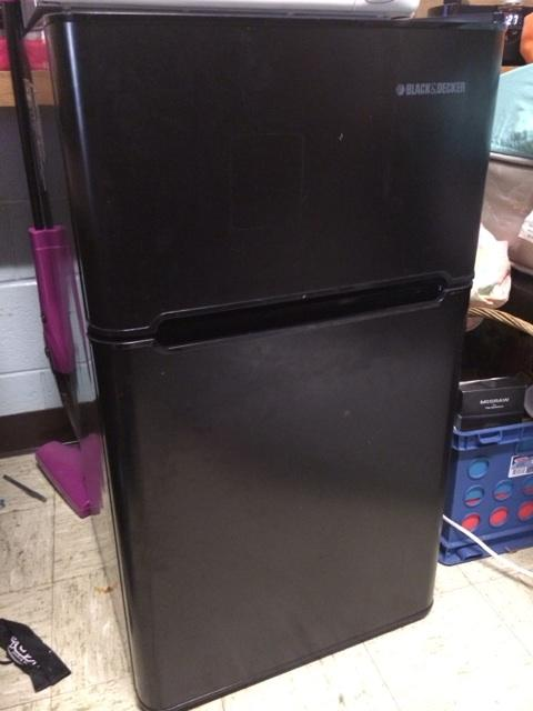 Black Amp Decker Mini Fridge Nex Tech Classifieds
