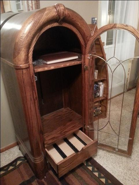 Jukebox Style Stereo Cabinet Ptci Classifieds
