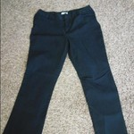 Womens slacks Black Size 10 petite