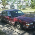 1995 buick lesabre (price reduced)