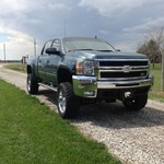 2007 Chevy 2500 hd  Ltz