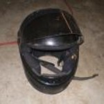ATV Motorcycle helmet boots and  chest protector