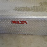 Diamond Plate toolbox
