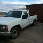 1997 Chevrolet Truck - Good Work Truck!