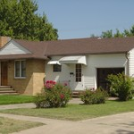 Home For Sale:  210 Freeman.  Oakley, KS