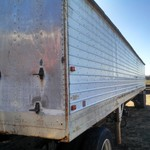 89 Freightliner 42 ft Colt hopper