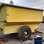 Big 12 400 bushel grain cart