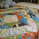Handmade Baby/Crib Quilts