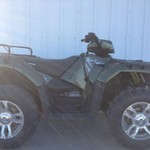 2010 Polaris Sportsman 550XP