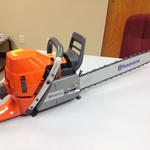 372XPW Husquevarna Chain Saw