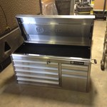AC-4100TC-T Stainless Steel Toolbox