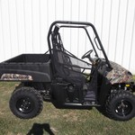 New 2014 Polaris Ranger 570