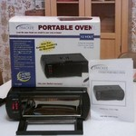 NEW 12-Volt Portable Oven