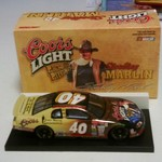 1:24 Scale 1999 Chevrolet Monte Carlo #40 Coors/Cancer Insti