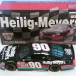 1:24 Scale 1998 Ford Taurus #90 Heiling-Meyers Stock Car.