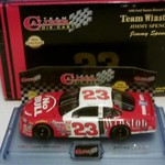 1/24 Scale: 1999 Ford Taurus #23 Winston/No Bull, Jimmy Spen
