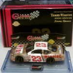 1/24 Scale: 1999 Ford Taurus #23 Winston/Gold, Jimmy Spencer