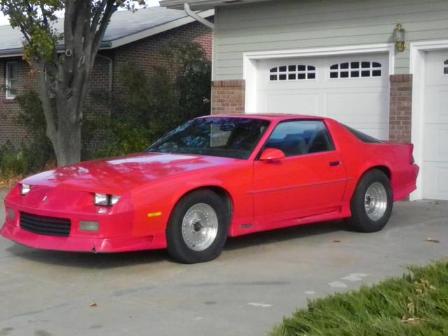 92 camaro rs 25th anniversary nex tech classifieds. Black Bedroom Furniture Sets. Home Design Ideas