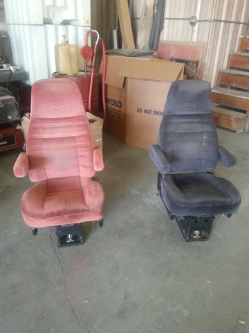 used peterbilt truck air ride seats nex tech classifieds. Black Bedroom Furniture Sets. Home Design Ideas