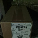 ECONOMASTER EM3729 central air unit fan motor