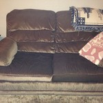 Benchcraft Loveseat and Dual Reclining Sofa