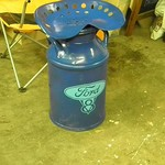 Ford Milk Can For sale!! $85