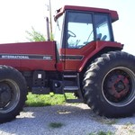 1993 Case IH 7120 Tractor