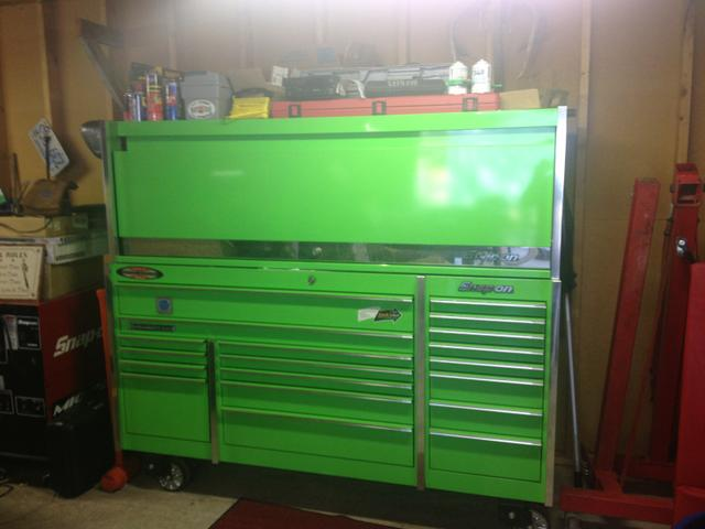 Snapon Master Series Roll Cab W Hutch Nex Tech Classifieds