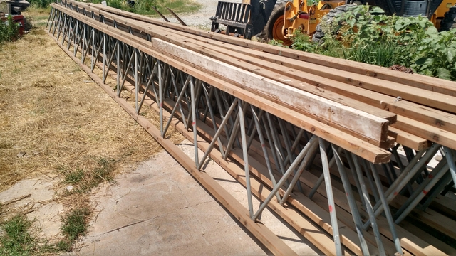 40 foot building truss 30 available nex tech classifieds for 40 foot roof truss
