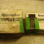 18 Boxes Remington Tapertite Masonry Fasteners Sleeve Anchor