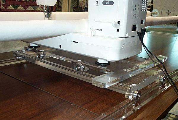 Table Top Machine Quilting Frame Ptci Classifieds