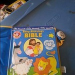 baby blessings bible with cover