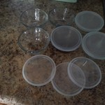 14 piece dishes and 6 bowls with lids