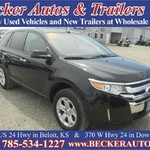 2011 Ford Edge SEL, AWD