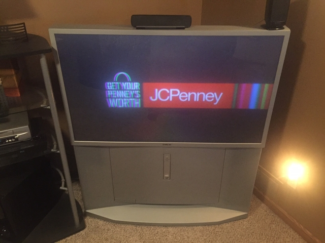 51quot Sony Projection TV