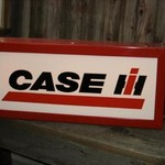 Case I-H Lighted Metal Box