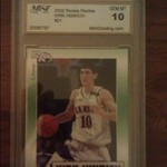 Kansas Kirk Hinrich Rookie Review Trading Card LOWER PRICE!!